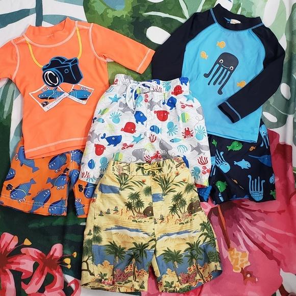 188c76258e Gymboree Swim | Toddler Boy Trunks And Sets | Poshmark